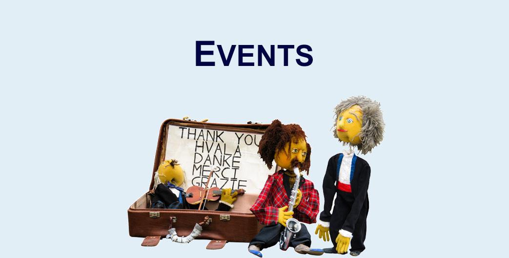 Events Veranstaltungen Aufzeichnungen Zusammenschnitte