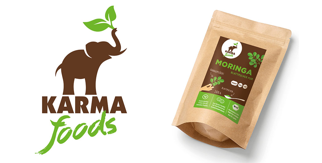 Logo Karma foods