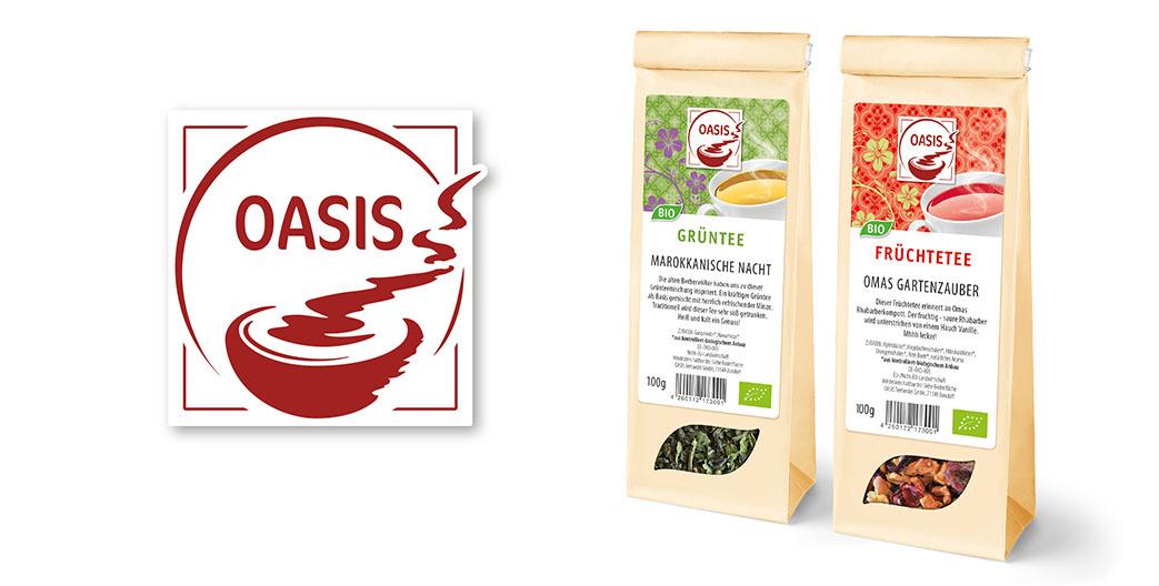 Logo OASIS Produkte