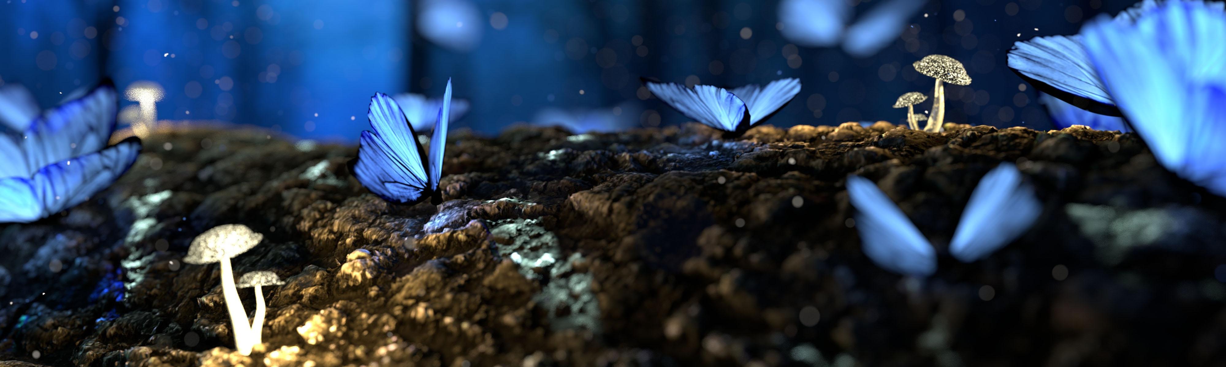 Fantasy Schmetterlinge