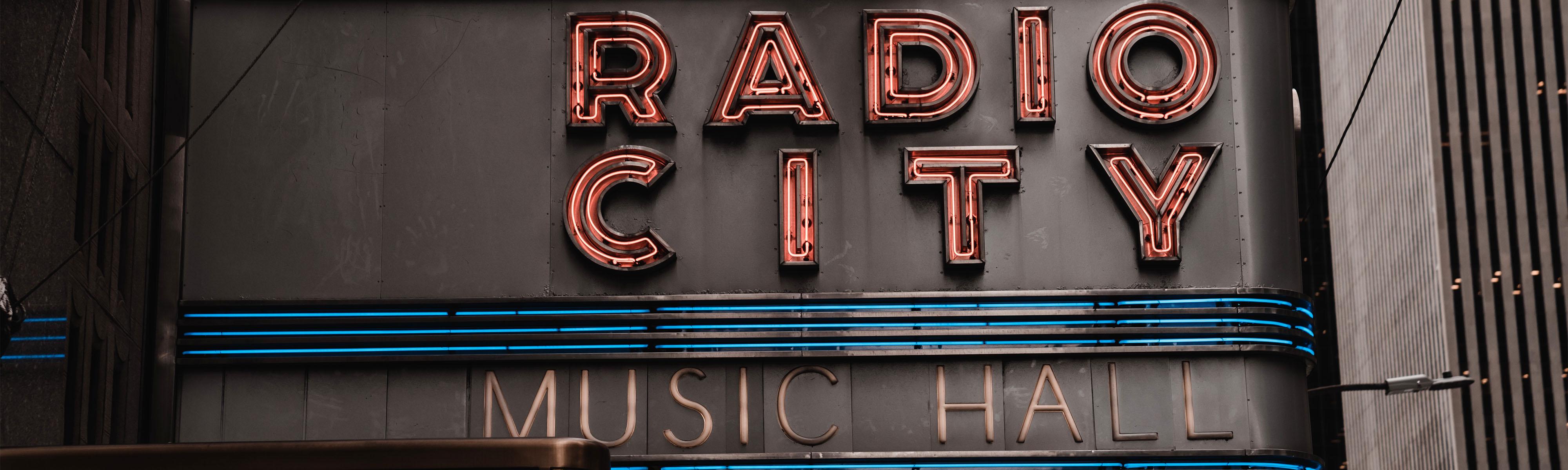 Slider - Radio - City Hall