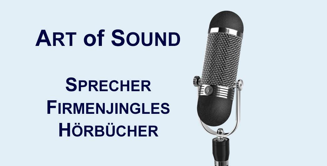 Sprecher Sprecherstimme Sprecherauswahl Sound Audio