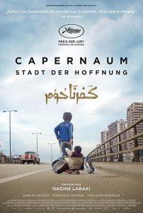 Kinofilm Capernaum - Stadt der Hoffnung