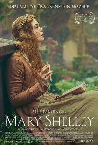 Kinofilm Mary Shelley